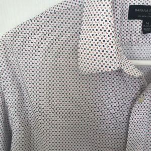 BANANA REPUBLIC | Non iron standard fit Shirt